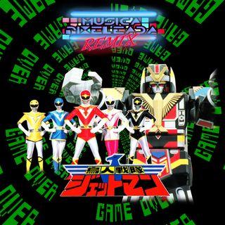Choujin Sentai Jetman (Famicom)