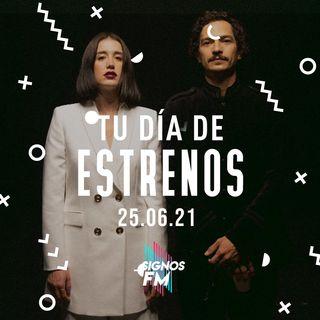 SignosFM #TuDíaDeEstrenos El último de junio