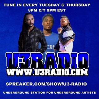 U3 Radio-Underground & Indie Music