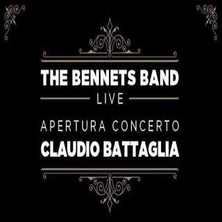 "La Direttrice Artistica Emanuela Petroni presenta ""The Bennets Band"" al Boogie Club - Opening : Claudio Battaglia"