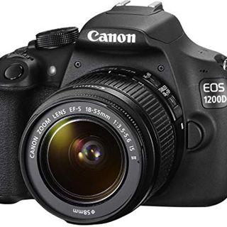 Canon eos 1200D : la mia macchina fotografica
