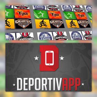 DeportivAPP Podcast No. 7: Noticias y estadísticas en LIDOM