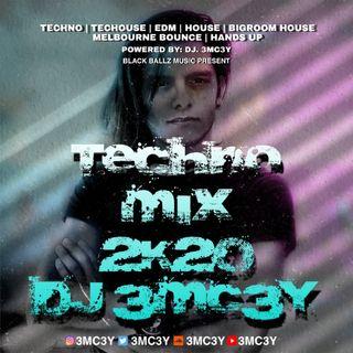 Techno VS Tech House Mıx 2K20 3MC3Y SELECTED _1598297604314