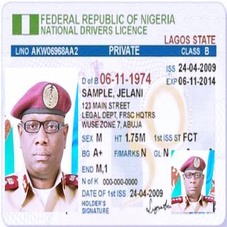 Driver's license: FRSC To Demand The National Identification Number (NIN)