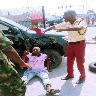 Lagos State To Prosecute Man For 'Assaulting LASTMA Officer'