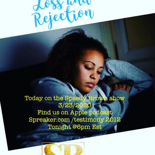 Dealing with Loss & Rejection