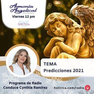 Armonia Angelical - Predicciones 2021