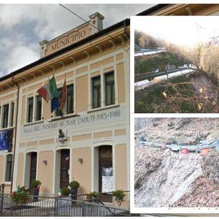 Dissesti in strada a causa del maltempo, 340 mila euro per il ripristino. Due cantieri al via