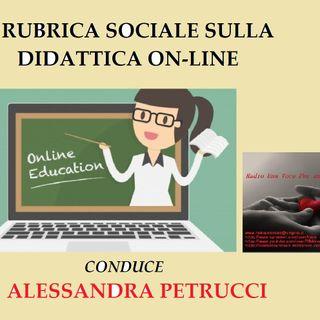 Punt. straordinaria: DIDATTICA ON-LINE