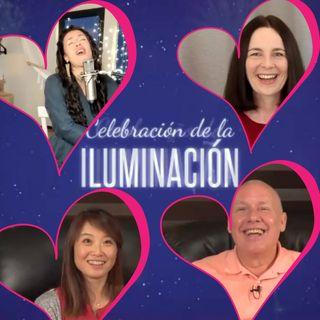 """Celebración de la iluminación """"La alegria del fin del tiempo lineal"""": Sesión de apertura con David Hoffmeister y Frances Xu"""