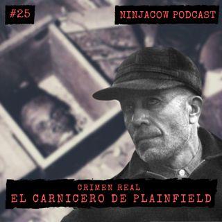 #25 - El carnicero de Plainfield