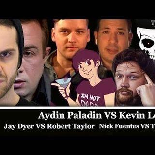 Warski Live – Jay Dyer Vs Robert Taylor Round 2! Debate!
