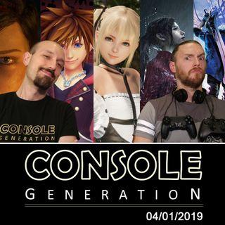 I videogiochi più attesi del 2019 - CG Live 04/01/2019