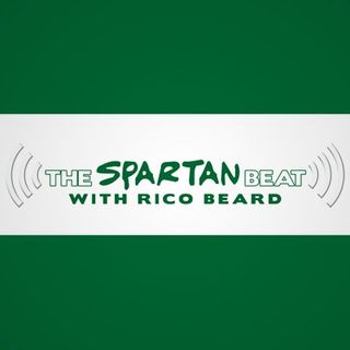 The Spartan Beat with Rico Beard: NFL Draft; Izzo; OT Rules
