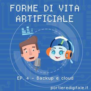 Ep.4 - Backup e cloud