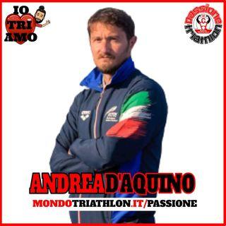 Passione Triathlon n° 145 🏊🚴🏃💗 Andrea D'Aquino