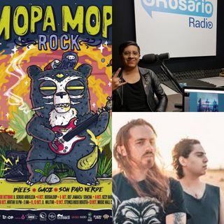 UR ROCK con buenas bandas pastusas, de Boyacá 'Izquierdo' y desde Chile 'Alectrofobia'