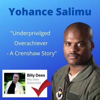 Yohance Salimu - Underprivileged Overachiever - A Crenshaw Story