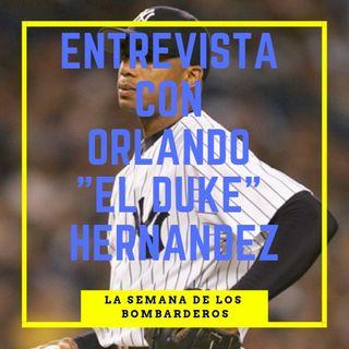 """Entrevista exclusiva con Orlando """"El Duke"""" Hernandez"""