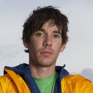 World Class Rock Climber Alex Honnold