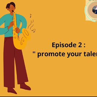 Promote Your Talent