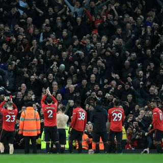 United beat City 2-1 in Manchester derby
