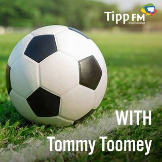 Tommy Toomey talks about Football