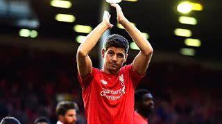 Perché Steven Gerrard è il vero simbolo del Liverpool