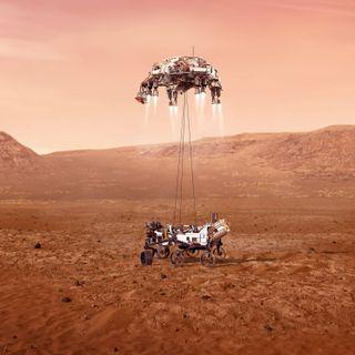 Mars Perseverance, with Jim Green, NASA Chief Scientist