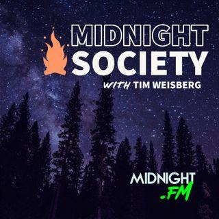 Midnight Society - October 12, 2020 - Brandon Alvis - Technology In Ghost Hunting