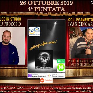 Radiografia Scio' - N.04 del 26-10-2019