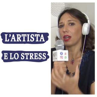 L'Artista e lo stress - Marina Fresco a Radio Lombardia #LiveSocial