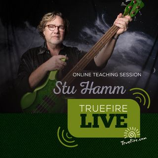 Stu Hamm - Bass Guitar Lessons, Q&A, and Performances