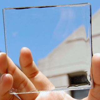Transparent solar panels? Cool! (@8:07)
