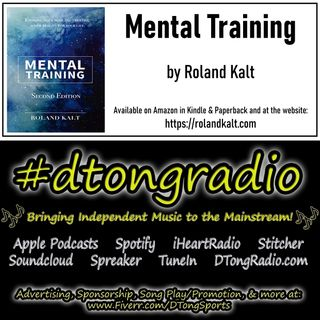 #MusicMonday on #dtongradio - Powered by Mental Training w/ Roland Kalt