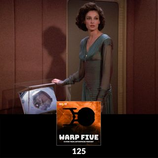 Warp Five : 126: Boil It Down to the Simplest Factor