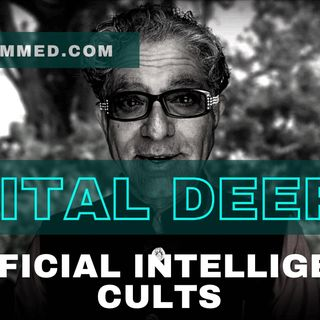 Digital Deepak & the Future of Artificial Intelligence as Cult Leaders