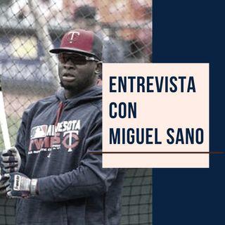 Miguel Sano regresa a los Twins de Minnesota