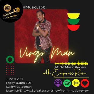Virgo Man - Jamaica