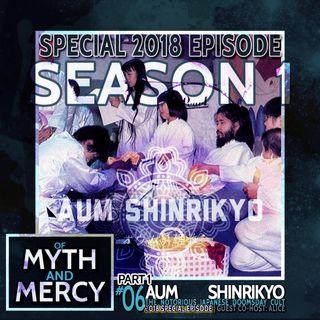 Aum Shinrikyo - Doomsday Cult (Part 1) (Original Release: 1-2-2018)
