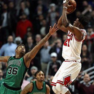 13 - Ένα σφύριγμα στερεί από τους Celtics τη νίκη κόντρα στους Bulls