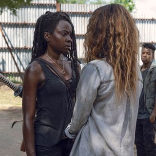 "The Walking Dead S09E06 ""Who Are You Now?"""
