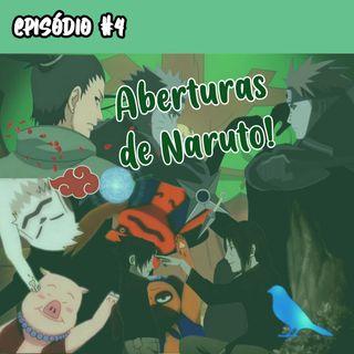 Habitante B #4 - Aberturas de Naruto