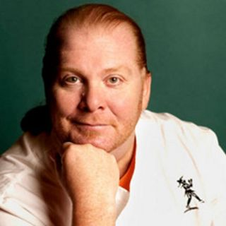 Mario Batali on Omelette & Friends