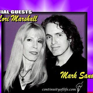 DPRADIO SPIRITUAL AWAKENING Lori Marshall & Mark Sanders