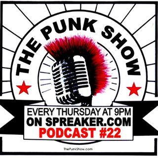 The Punk Show #22 - 06/27/2019