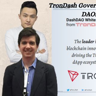 TronDash is now community owned with DashDAO!