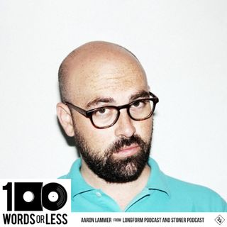 Aaron Lammer from Longform Podcast and Stoner