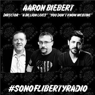 #sonoflibertyradio - Aaron Biebert