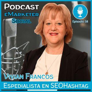 059 Vivian Francos #SEOhashtag Estrategias Posicionamiento